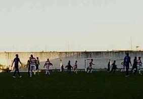 Com três gols em menos de dez minutos, Auto Esporte e Atlético de Cajazeiras empatam em 2 a 2