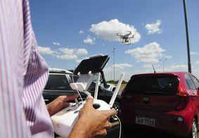 Proposta disciplina uso de drones por órgãos de segurança pública