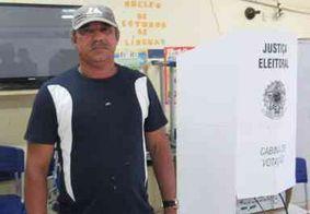 Técnico em manutenção é o primeiro eleitor brasileiro a votar no 2º turno, em Noronha