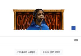 Google Doodle celebra o centenário de Ruth