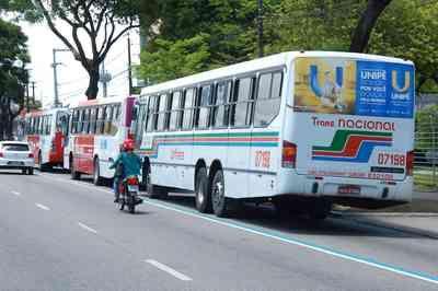 Ônibus de João Pessoa têm horário especial para as eleições; veja