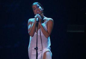 Anitta faz medley no Prêmio Multishow