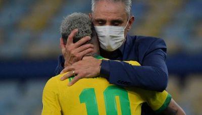 Após perder título para Argentina, Tite diz que teve 'antijogo' na Copa América
