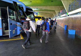 Rodoviária de João Pessoa espera redução de 40% dos passageiros durante feriado