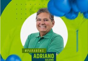 Agência investigada pela PF é responsável por publicidade de Adriano Galdino e família