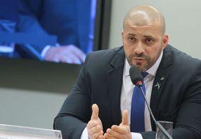 Daniel Silveira é preso novamente após violar uso de tornozeleira eletrônica