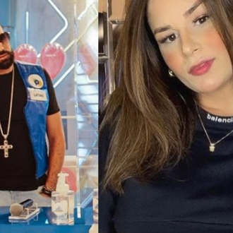 Pamella Holanda receberá lucros de música entre Latino e DJ Ivis