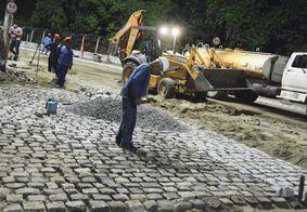 Avenida Pedro II pode ser liberada nesta sexta-feira (15), diz Seinfra