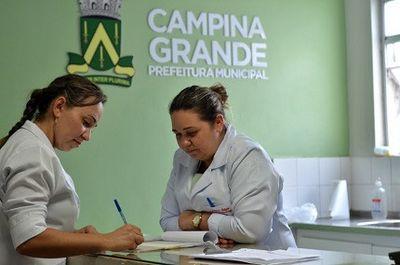 Concurso em Campina Grande, no Agreste da Paraíba