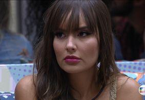 BBB 21   Thaís é eliminada do reality com 82,29% dos votos