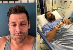"""Henri Castelli chora ao narrar agressão em Alagoas: """"Recebi chutes e socos"""""""
