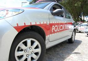 Equipes da Polícia Militar foram acionadas