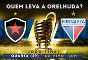 TV Tambaú transmite Final da Copa do Nordeste entre Botafogo-PB e Fortaleza