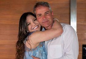 """Márcio e Simone Poncio reatam casamento: """"Todo casal passa por crise"""""""