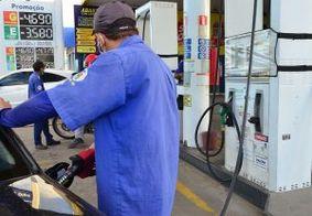Litro de gasolina é encontrado 10 centavos mais barato em João Pessoa
