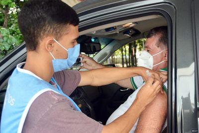 João Pessoa abre horário extra de vacinação nesta quinta (10); veja os locais