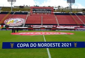 Vitória vence o Bahia por 1 a 0 em clássico pela Copa do Nordeste
