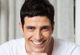 Gianecchini se irrita com pergunta sobre relacionamento e abandona entrevista em evento