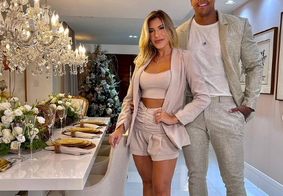 Léo Santana e Lorena Improta vão casar esse ano; veja imagens do casal