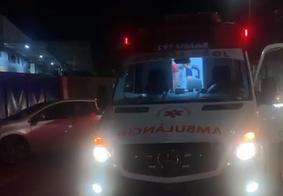 Motorista passa mal, bate em muro e deixa trânsito lento no Cristo Redentor