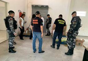 Operação interdita distribuidoras e apreende mais de 800 unidades de pomada irregular, na PB