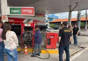 Postos de combustível são alvos de fiscalização na Grande João Pessoa