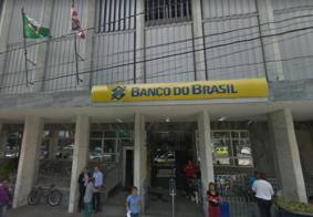 Funcionários do Banco do Brasil paralisam atendimento em agências de João Pessoa