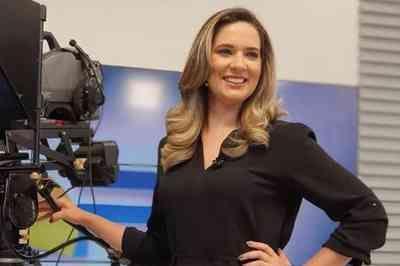 Apresentadora da Globo anuncia gravidez e revela substituto na bancada