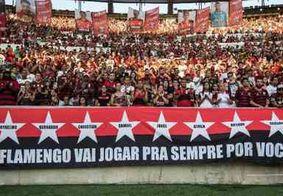 Organizadas do Flamengo convocam ato por respostas da diretoria sobre incêndio
