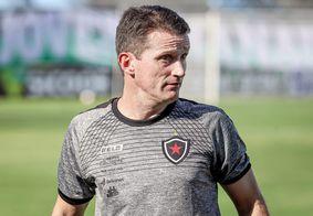 Gerson Gusmão, técnico do Botafogo-PB