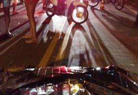 Motociclista morre ao colidir com animal em rodovia do Litoral da Paraíba