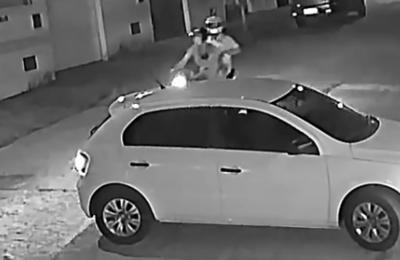 Vídeo: Vítima de tentativa de assalto reage e atira em suspeito, na PB