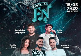 "TV Tambaú apresenta o ""Esquenta Forronejo"" neste sábado (15)"