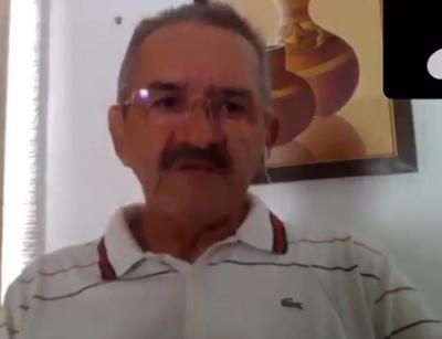 Valberto Lira, procurador do MPPB