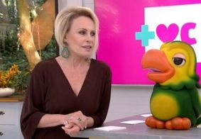 Ana Maria Braga manda indireta ao vivo e aquele rumores de briga com Fátima Bernardes