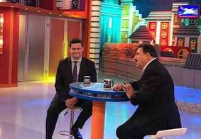 Em entrevista exclusiva ao Programa do Ratinho, Sérgio Moro comenta diálogos vazados