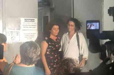 Estela alfineta agentes de instituições jurídicas e Ministério Público ao deixar prisão, em JP; ouça