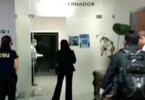 Polícia Federal faz buscas no gabinete no governador do Pará