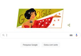 Doodle de hoje homenageia um dos ícones da música brasileira