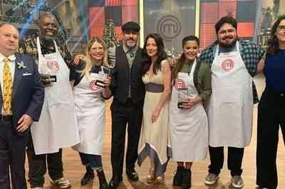 Marília Mendonça, Péricles e Maiara fazem bacalhau português no Masterchef; saiba mais