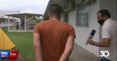 Suspeito de aplicar golpe do Pix é preso pela polícia