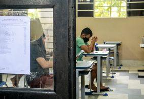 Mais de 14 mil candidatos faltam às provas do concurso da PMJP