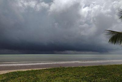 Bairro de Manaíra registrou um dos maiores acúmulos de chuva nas últimas 24h.