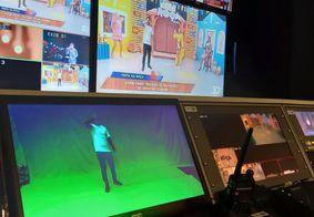 TV Tambaú inova e utiliza tecnologia para trazer artistas para estúdio do Festa na Roça 2021