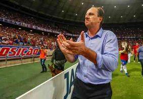 Rogério Ceni é confirmado como novo treinador do Cruzeiro