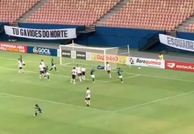 Com péssima atuação no primeiro tempo, Botafogo-PB perde para o Manaus e segue no Z-2