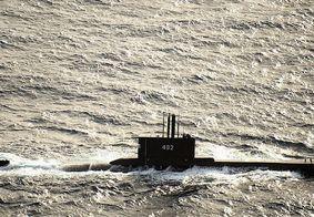 Submarino desaparece com 53 tripulantes a bordo na Indonésia