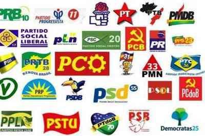 Partidos políticos adotam estratégias para não desaparecerem