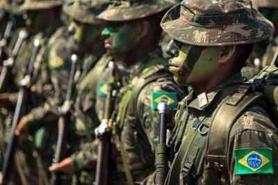 Forças Armadas atuarão com 28 mil militares nas eleições 2020