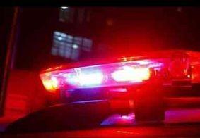 Dupla se envolve em acidente após fugir de abordagem policial na PB